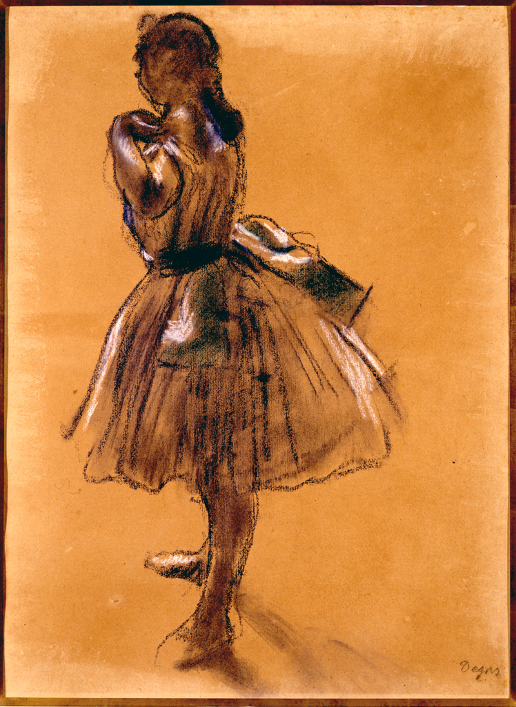 Edgar%20Degas%2C%20%3Cb%3E%3Ci%3E%20Dancer%20Adjusting%20Her%20Dress%3C%2Fi%3E%3C%2Fb%3E%2C%20ca.%201885%2C%20pastel%20on%20paper%2C%20Bequest%20of%20Winslow%20B.%20Ayer%2C%20public%20domain%2C%2035.42
