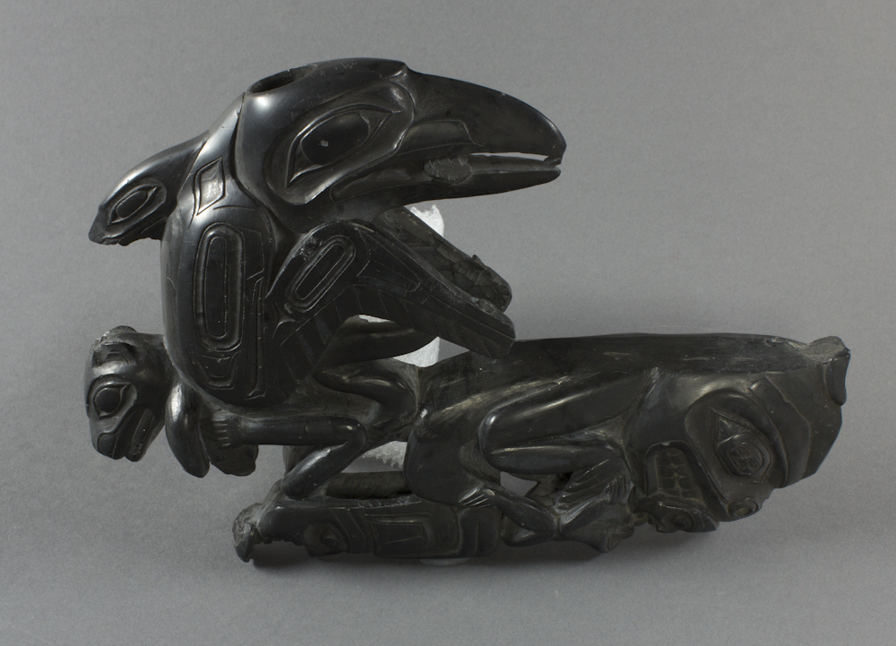 Haida%20artist%2C%20%3Cb%3E%3Ci%3E%20Pipe%3C%2Fi%3E%3C%2Fb%3E%2C%20early%2019th%20century%2C%20argillite%2C%20Museum%20Purchase%3A%20Helen%20Thurston%20Ayer%20Fund%2C%20no%20known%20copyright%20restrictions%2C%2043.18.2