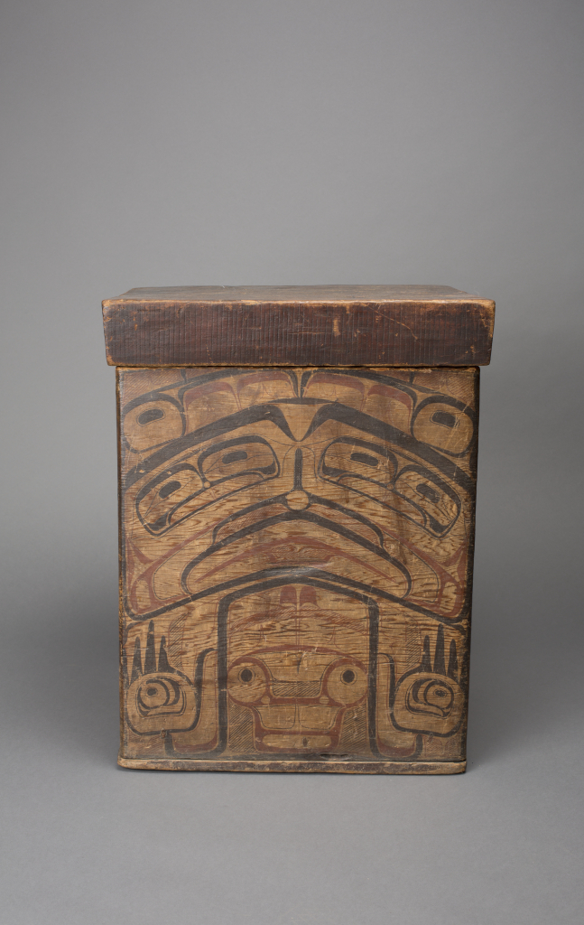 Tlingit%20artist%2C%20%3Cb%3E%3Ci%3E%20Bent-corner%20Box%3C%2Fi%3E%3C%2Fb%3E%2C%2019th%20century%2C%20paint%20on%20red%20cedar%2C%20Museum%20Purchase%3A%20Indian%20Collection%20Subscription%20Fund%2C%20Rasmussen%20Collection%20of%20Northwest%20Coast%20Indian%20Art%2C%20no%20known%20copyright%20restrictions%2C%2048.3.501A%2CB