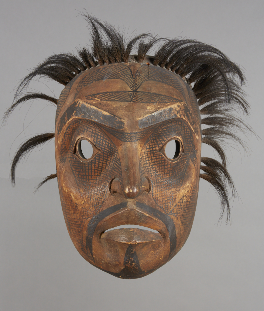 Tlingit%20artist%2C%20%3Cb%3E%3Ci%3E%20Portrait%20Mask%3C%2Fi%3E%3C%2Fb%3E%2C%20ca.%201900%2C%20cedar%2C%20paint%2C%20and%20hair%2C%20Museum%20Purchase%3A%20Helen%20Thurston%20Ayer%20Fund%2C%20no%20known%20copyright%20restrictions%2C%2051.235