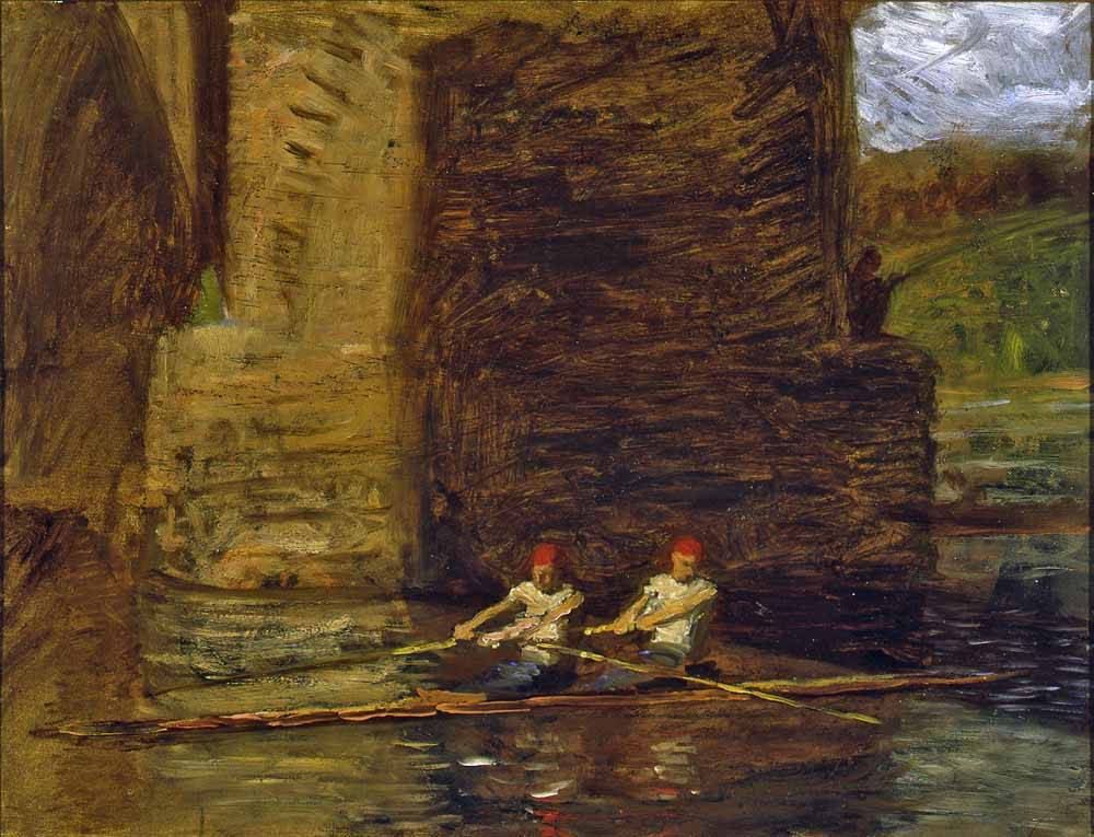 Thomas%20Eakins%2C%20%3Cb%3E%3Ci%3E%20The%20Oarsmen%3C%2Fi%3E%3C%2Fb%3E%2C%20ca.%201873%2C%20oil%20on%20canvas%2C%20Bequest%20of%20Mrs.%20Blanche%20Hersey%20Hogue%2C%20public%20domain%2C%2054.19