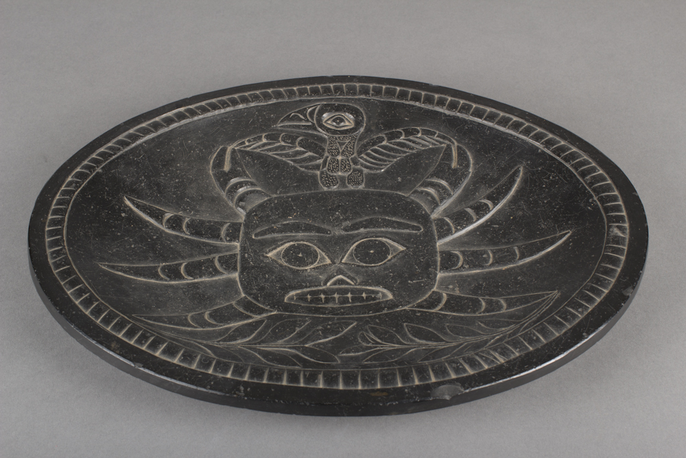 Haida%20artist%2C%20%3Cb%3E%3Ci%3E%20Tray%3C%2Fi%3E%3C%2Fb%3E%2C%20ca.%201940%2C%20argillite%2C%20Gift%20of%20Mr.%20and%20Mrs.%20George%20W.%20Holmes%2C%20no%20known%20copyright%20restrictions%2C%2069.61