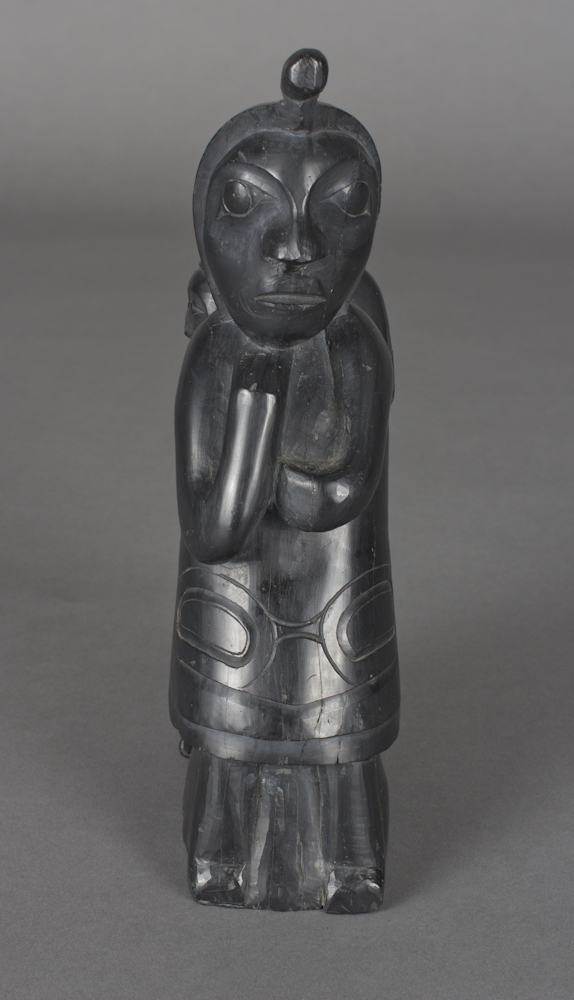 Haida%20artist%2C%20%3Cb%3E%3Ci%3E%20Figure%3C%2Fi%3E%3C%2Fb%3E%2C%20pre-contact%2C%20argillite%2C%20Gift%20of%20Mr.%20and%20Mrs.%20George%20W.%20Holmes%2C%20no%20known%20copyright%20restrictions%2C%2069.63