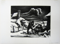 Thomas%20Hart%20Benton%2C%20%3Cb%3E%3Ci%3E%20The%20Woodpile%3C%2Fi%3E%3C%2Fb%3E%2C%201939%2C%20lithograph%20on%20cream%20wove%20paper%2C%20The%20Vivian%20and%20Gordon%20Gilkey%20Graphic%20Arts%20Collection%2C%20%26%23169%3B%20artist%20or%20other%20rights%20holder%2C%2078.52.181