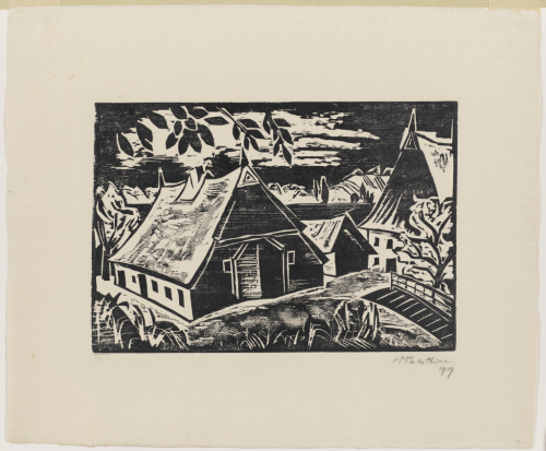 Max%20Pechstein%2C%20%3Cb%3E%3Ci%3E%20County%20Houses%3C%2Fi%3E%3C%2Fb%3E%2C%201919%2C%20woodcut%20on%20paper%2C%20The%20Vivian%20and%20Gordon%20Gilkey%20Graphic%20Arts%20Collection%2C%20%26%23169%3B%20artist%20or%20other%20rights%20holder%2C%2081.81.435