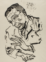 Oskar%20Kokoschka%2C%20%3Cb%3E%3Ci%3E%20Portrait%20of%20Karl%20Kraus%3C%2Fi%3E%3C%2Fb%3E%2C%201909%2C%20Metal%20relief%20print%20%28reproduction%20of%20a%20brush%20and%20ink%20drawing%29%2C%20The%20Vivian%20and%20Gordon%20Gilkey%20Graphic%20Arts%20Collection%2C%20%26%23169%3B%20artist%20or%20other%20rights%20holder%2C%2083.57.87
