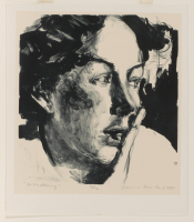 Laura%20Ross-Paul%2C%20%3Cb%3E%3Ci%3E%20Wondering%3C%2Fi%3E%3C%2Fb%3E%2C%201980%2C%20lithograph%20on%20paper%2C%20Bequest%20of%20George%20Wenzel%2C%20%26%23169%3B%20Laura%20Ross-Paul%2C%2088.45.8