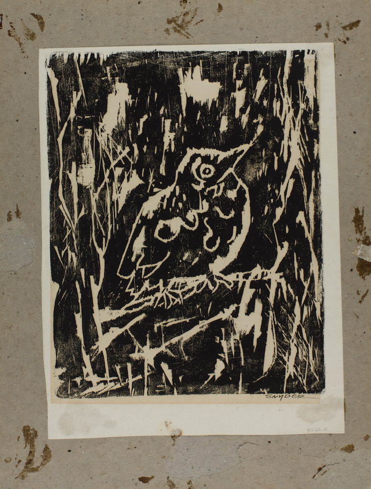 Amanda%20Snyder%2C%20%3Cb%3E%3Ci%3E%20Robin%3C%2Fi%3E%3C%2Fb%3E%2C%20ca.%201950%2C%20woodcut%20on%20paper%2C%20Gift%20of%20F.%20Harrison%20Taylor%2C%20public%20domain%2C%2089.22.12