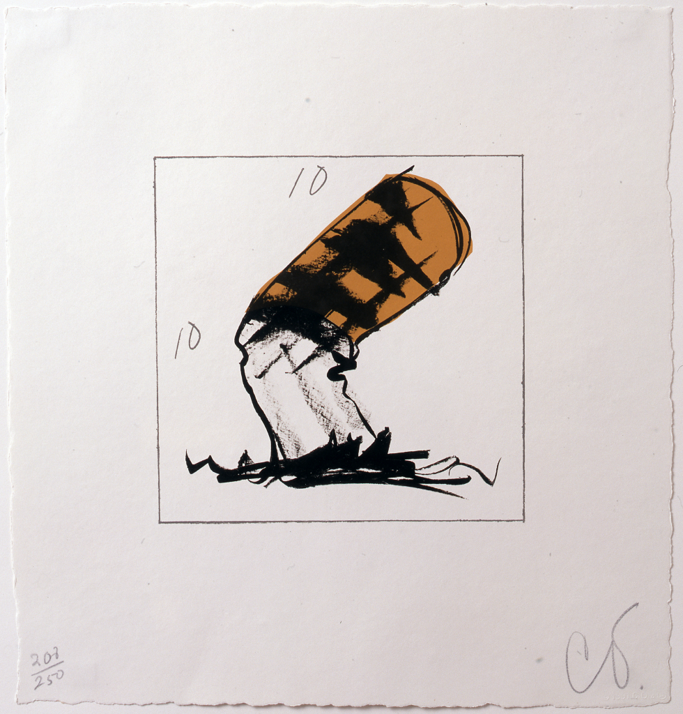 Claes%20Oldenburg%2C%20%3Cb%3E%3Ci%3E%20Untitled%20%28Cigarette%20Butt%29%3C%2Fi%3E%3C%2Fb%3E%2C%201992%2C%20lithograph%20on%20paper%2C%20Gift%20of%20Greg%20Kucera%2C%20%26%23169%3B%201992%20Claes%20Oldenburg%2FCoosje%20Van%20Bruggen%2C%201997.213.3