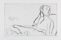 Richard%20Diebenkorn%2C%20%3Cb%3E%3Ci%3E%20Woman%20and%20Glasses%3C%2Fi%3E%3C%2Fb%3E%2C%201964%2C%20etching%20and%20drypoint%20on%20paper%2C%20The%20Mark%20Adams%20and%20Beth%20Van%20Hoesen%20Art%20Collection%2C%20%26%23169%3B%20unknown%2C%20research%20required%2C%202007.59.69
