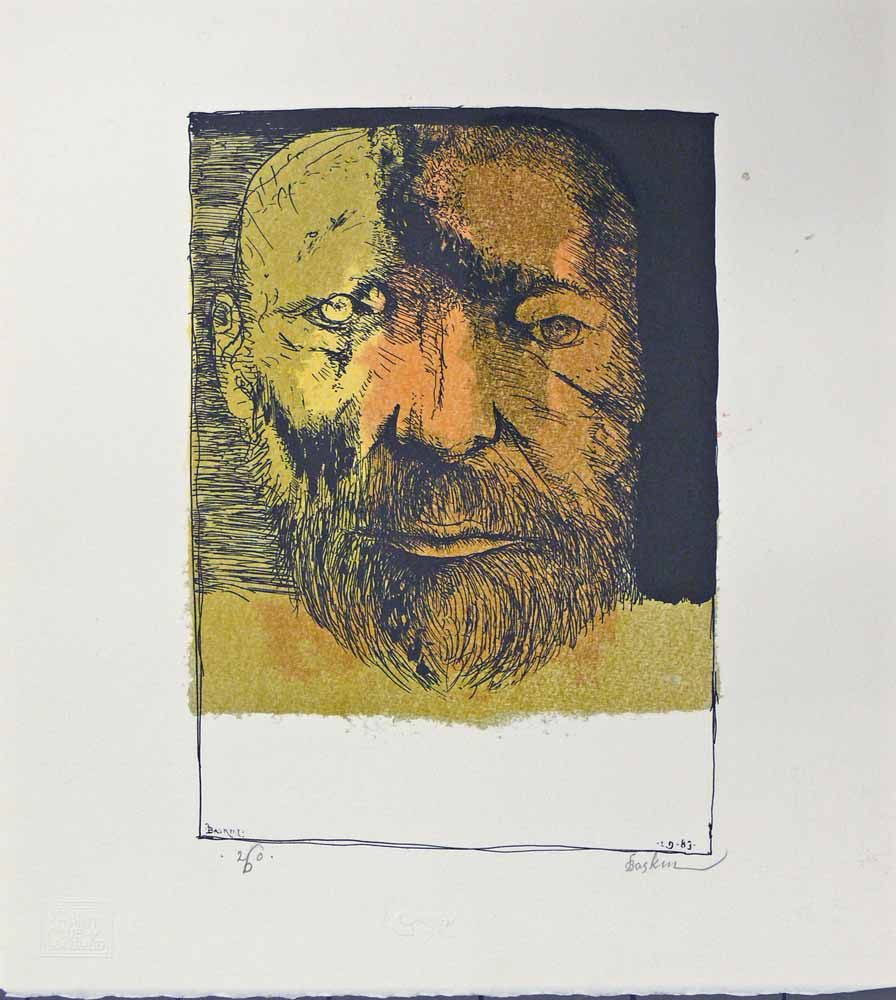 Leonard%20Baskin%2C%20%3Cb%3E%3Ci%3E%20Self-Portrait%3C%2Fi%3E%3C%2Fb%3E%2C%201983-1984%2C%20color%20lithograph%20on%20paper%2C%20Gift%20of%20an%20Anonymous%20Donor%2C%20%26%23169%3B%20The%20Estate%20of%20Leonard%20Baskin%3B%20Courtesy%20Galerie%20St.%20Etienne%2C%20New%20York%2C%202008.13.2