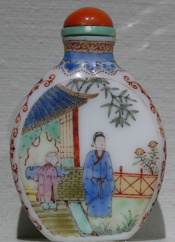 China%2C%20Beijing%2C%20Imperial%20workshop%2C%20%3Cb%3E%3Ci%3E%20Opaque%20white%20glass%20snuff%20bottle%20with%20painted%20scene%20of%20a%20scholar%20in%20a%20garden%3C%2Fi%3E%3C%2Fb%3E%2C%201767%2F1780%2C%20bottle%3A%20opaque%20white%20glass%3B%20stopper%3A%20coral%20with%20green%20glass%20collar%2C%20Gift%20of%20Maybelle%20Clark%20Macdonald%2C%20public%20domain%2C%202009.59.51