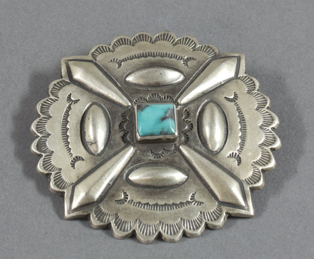 Navajo%20artist%2C%20%3Cb%3E%3Ci%3E%20Stamped%20Pin%3C%2Fi%3E%3C%2Fb%3E%2C%20ca.%201900%2C%20silver%20and%20turquoise%2C%20The%20Elizabeth%20Cole%20Butler%20Collection%2C%20no%20known%20copyright%20restrictions%2C%202012.92.127