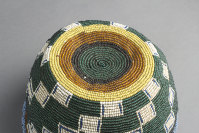 Klamath%20artist%3B%20Modoc%20artist%2C%20%3Cb%3E%3Ci%3E%20Beaded%20Basketry%20Hat%3C%2Fi%3E%3C%2Fb%3E%2C%201890%2F1910%2C%20glass%20beads%2C%20cotton%20thread%2C%20and%20tule%2C%20The%20Elizabeth%20Cole%20Butler%20Collection%2C%20no%20known%20copyright%20restrictions%2C%202012.126.29